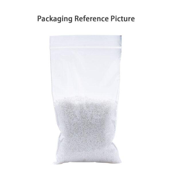 3584d47692b4231c4966cb8b52fc2b0d MIYUKI DB0038 Delica Beads 11/0 - (DB0032) Opaque Palladium Plated, 100g/bag