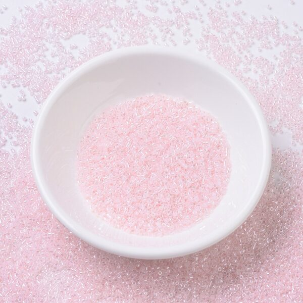 749a2c624e947c108c64827908fa0dc5 MIYUKI DB0234 Delica Beads 11/0 - Baby Pink Ceylon Alabaster, 100g/bag