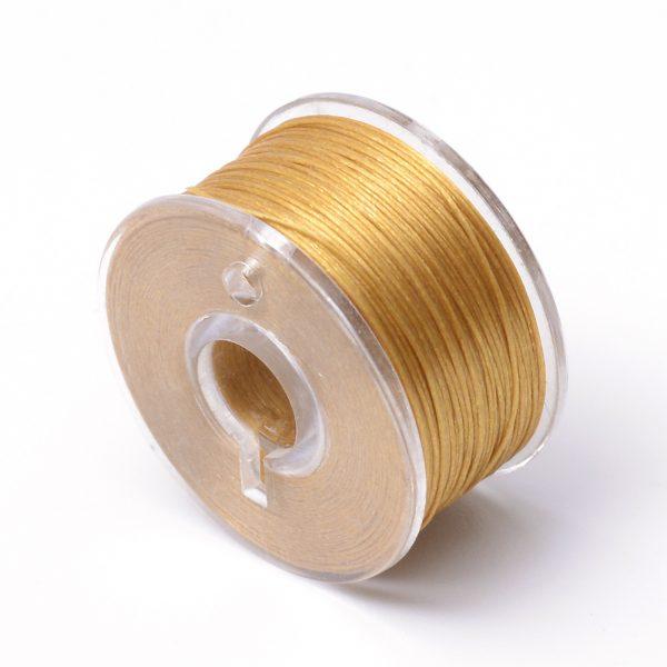 OCOR R038 05 Japanese FGB Cords Nylon String, Miyuki Elastic Beading Thread, 0.1mm Diameter, Peru, Sold per 50-yard Spool