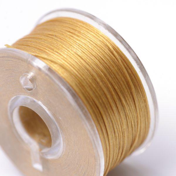 OCOR R038 05 1 Japanese FGB Cords Nylon String, Miyuki Elastic Beading Thread, 0.1mm Diameter, Peru, Sold per 50-yard Spool