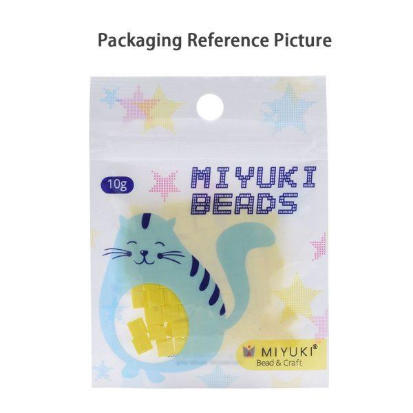 X SEED J020 TL150FR 4 MIYUKI TILA TL149FR Matte Transparent Capri Blue Seed Beads, 50g/Bag