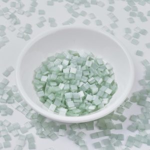 MIYUKI TILA TL2560 Silk Pale Light Green Seed Beads